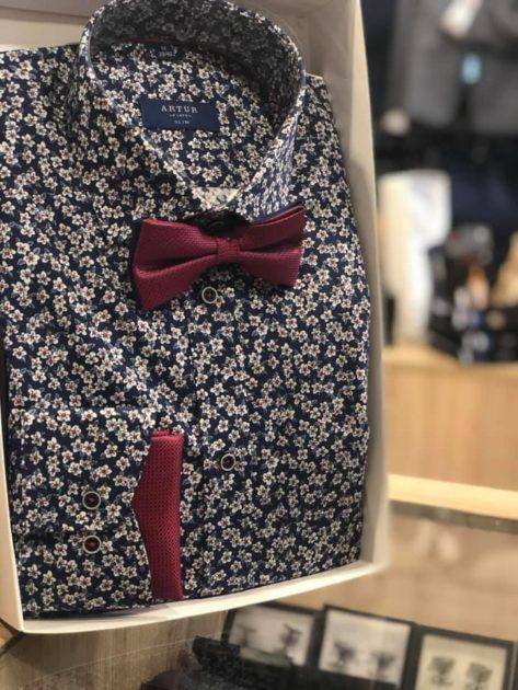 eleganckie koszule męskie